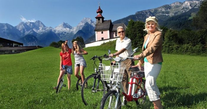 Why Take A Cycling Holiday With The Family This Year?