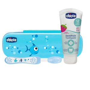 Chicco First Toothbrush Set