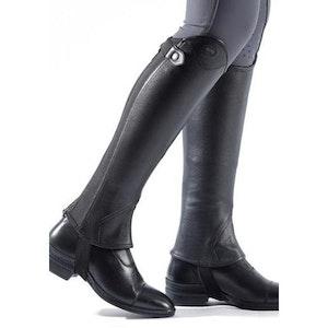 Premier Equine Lexaria Leather Half Chaps