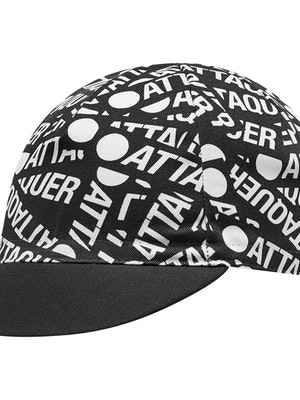 Attaquer F*ck Yeah Sticker Cap Black