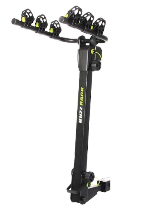 Buzz Rack Moose Hitch 3 Bike Rack, Hitch Bike Racks