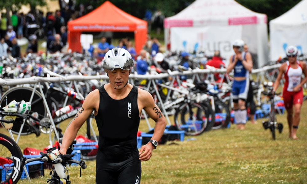 The Art of Transition - Triathlon Advice
