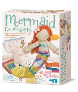 4M - Mermaid Doll making kit