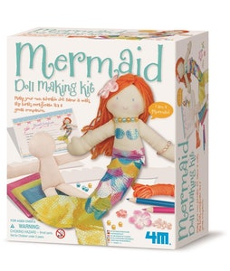 4M - Mermaid Doll making kit