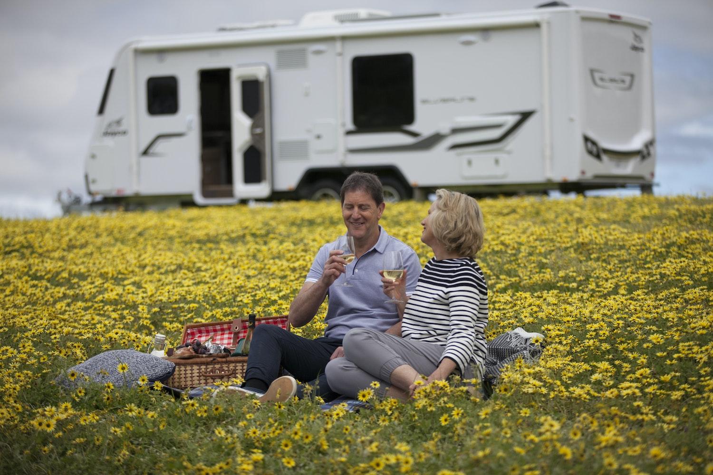 why a caravan is a luxury adventurers dream