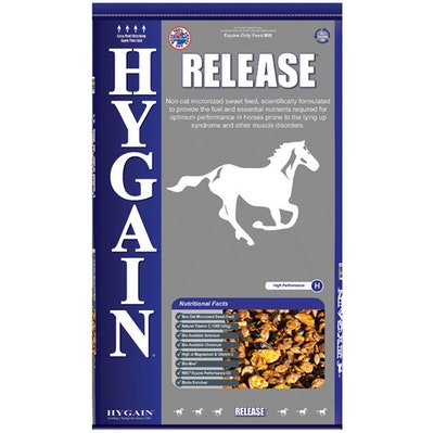 Hygain Release Horses Non-Oat Micronised Sweet Feed 20kg