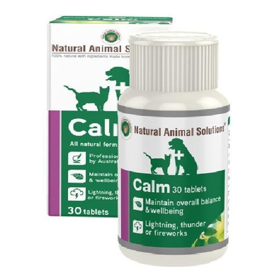 NAS Natural Animal Solutions Calm 15ml / 30 Tabs