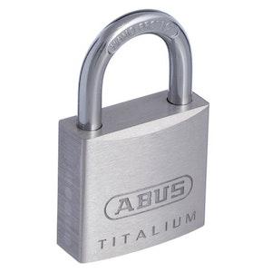 ABUS Titalium Padlock 64TI30 Keyed to Differ