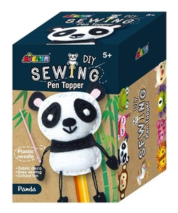 Avenir -  Sewing - Pen Topper - Panda