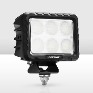 6inch Square CREE LED Work Light Industral Grade