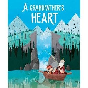 Sassi Junior Sassi - A Grandfather's Heart Book