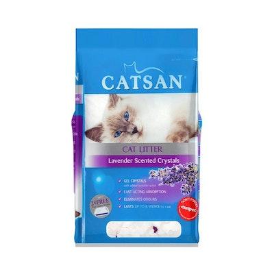 Catsan Crystals Lavender 4kg