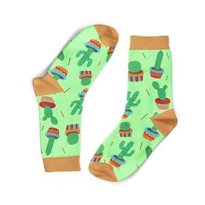 Cactus 2.0 Socks