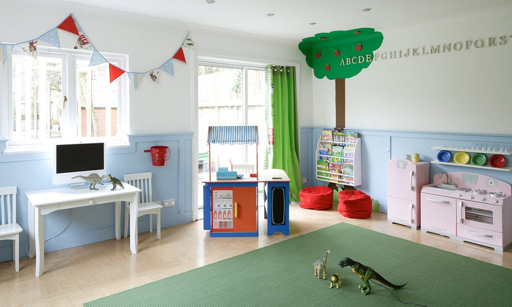 Top Tips For Designing A Play Or Rumpus Room
