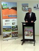 CTIAVic Blueprint points to smaller lighter caravans as parks build visitor nights share