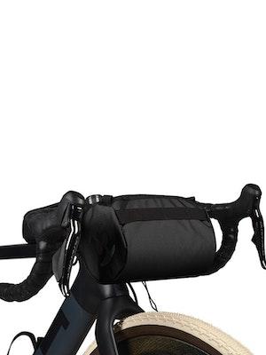 Speedsleev Diego Handlebar Bag Large - Black