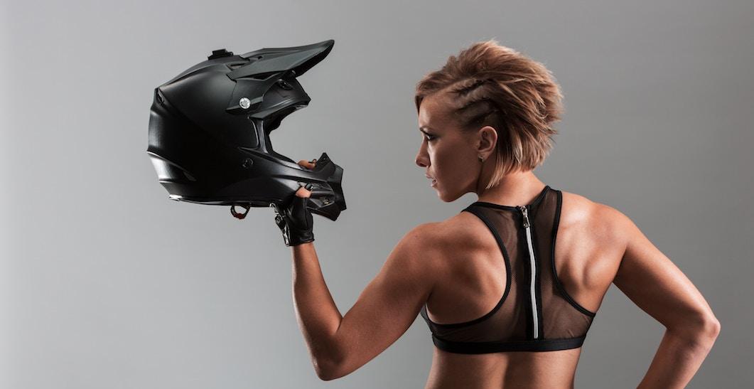 Caroline Buchanan's Bike Check