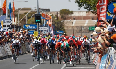 Santos Tour Down Under Stage One Race Results