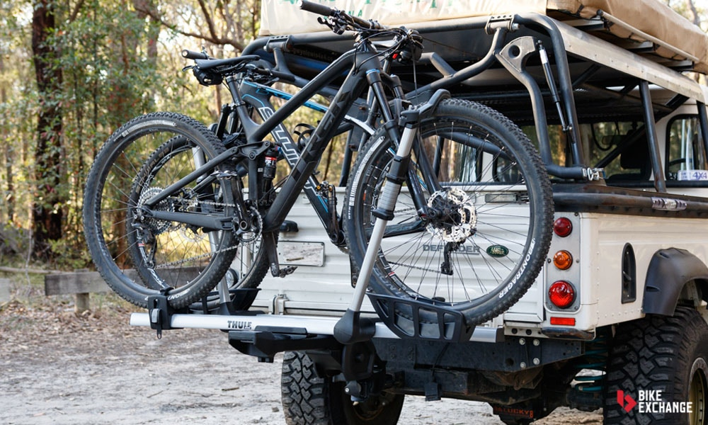 Thule T2 Pro Hitch Rack Review