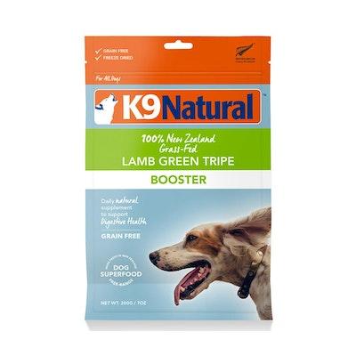 K9 Natural Lamb Green Tripe Topper 200G (Booster)