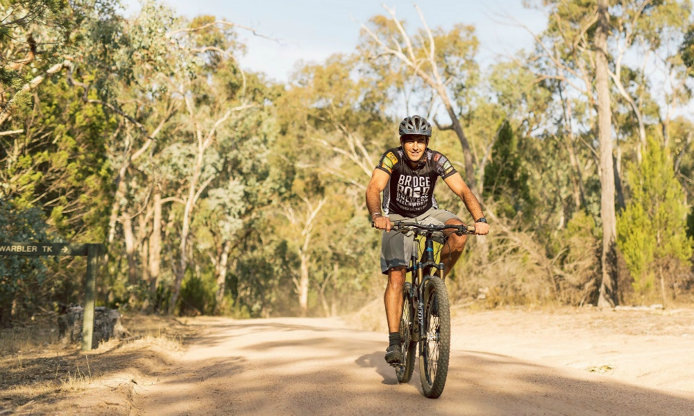 Dirty Dozen Mountain Biking in Victoria's North-east