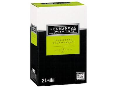 Renmano Premium Colombard Chardonnay Cask 2L