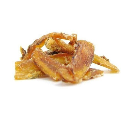 Bugsy's Pet Supplies HEALTHY SNACKS   Dehydrated 'Paddywack' Beef Tendon