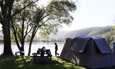 Top 10 NSW Campsites to Beat the Heat - that aren't the beach!