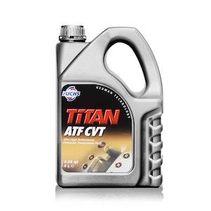 Fuchs Titan ATF CVT 4LT Pack
