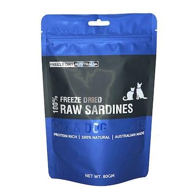 Freeze Dry Australia - Sardines 80g