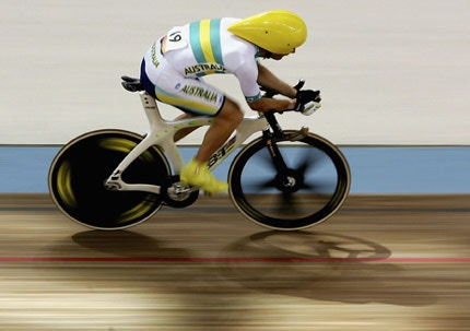 Paralympians Cycle Into The Medals!
