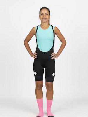 Fondo Women's Cycling Mesh Baselayer l Surf