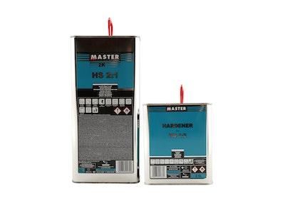 Master Premium HS Clear Coat Kit 7.5Lt with Hardener