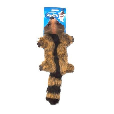 My M8s Latex Head RingTail Interactive Play Dog Chew Toy