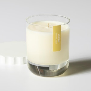 French Pear Glass Candle