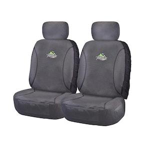 Trailblazer Seat Covers For Ford Ranger Pj-Pk Series 2006-2011 Single/Dual/Super Cab Utility | Charcoal