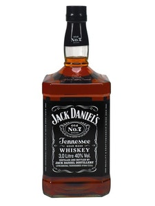 Jack Daniel's Old No. 7 Tennessee Whiskey 3L
