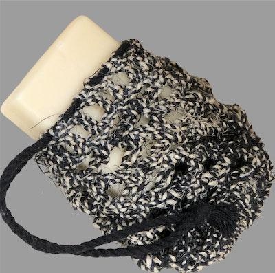 Chauffe-Moi Australia Handmade Hemp Soap Bag