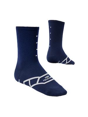 Pedla Lightweight / Navy Sock