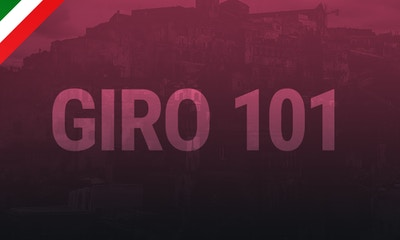 Giro 101 — A Brief History of the Giro d'Italia