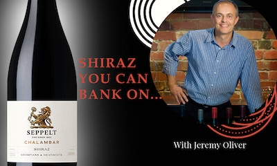 Shiraz you can bank on