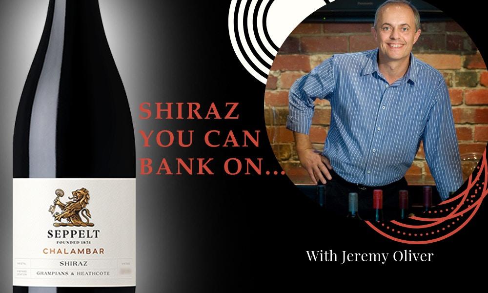 Shiraz you can bank on