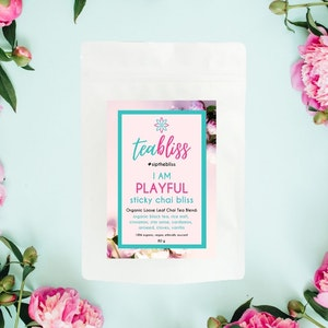 TeaBliss Sticky Chai Bliss