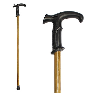Safe Home Care Walking Stick Light Brown