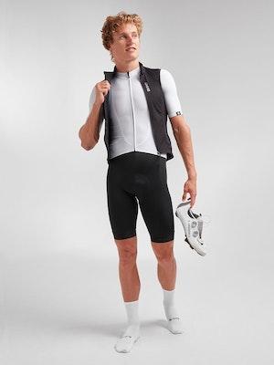 Black Sheep Cycling Men's Essentials TEAM Vest - Block Black