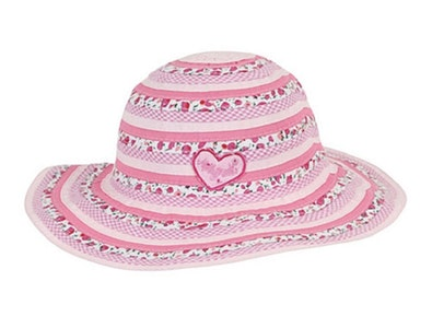 Millymook Sweetheart Floppy Hat - Pink