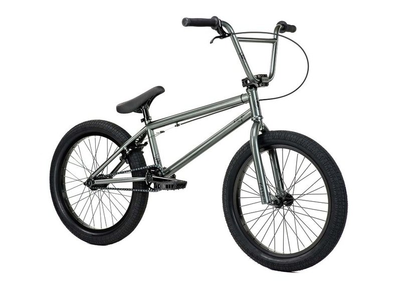 Kink Launch Silver 2015, Freestyle BMXs
