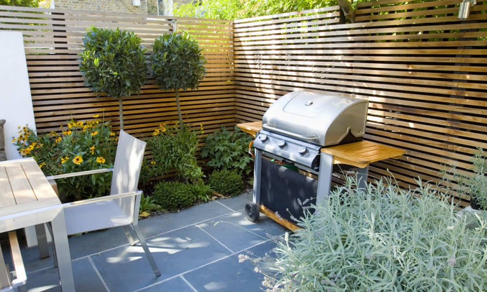 How to Make The Most of a Small Outdoor Space