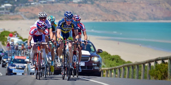 Ride the Santos Tour Down Under Stages like the Pros!