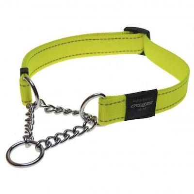 Rogz Control Obed Collar Daglow Yellow Xlge